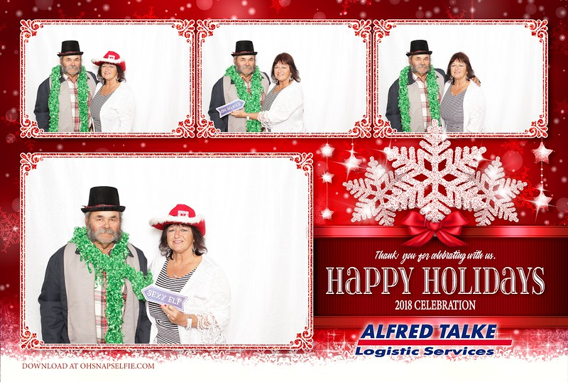 121518 - Talke Holiday Party