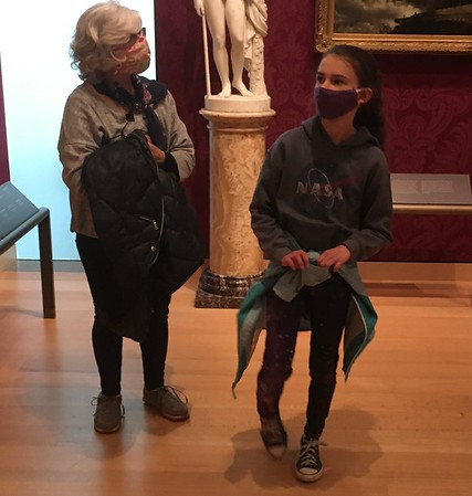MFA with Grace and Frannie