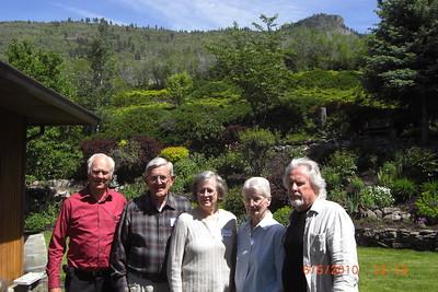 Hunt Family Reunion, Imbler OR, June 2010
