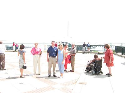 2004-07-11 Michigan Alumni Milwaukee Art Museum Event