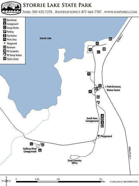 Storrie Lake State Park