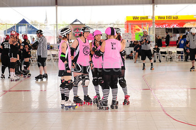 Day 2 - Derby Revolution of Bakersfield vs Tent City Terrors