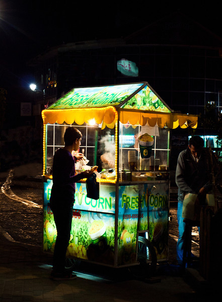 Kornselgeren, Ramallah (Foto: Ståle)