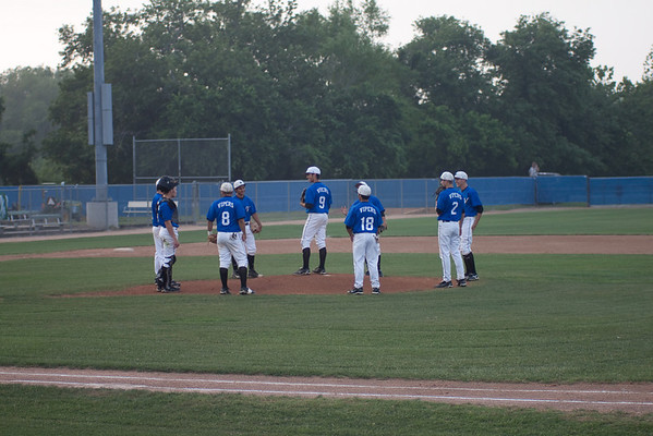 2010 Vipers vs. East Central at Riverside