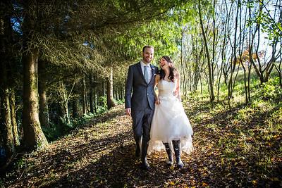 Aylin and Martin at Millbrook Estate