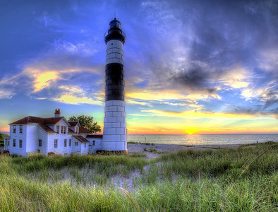 Michigan Lighthouse Guide - Architecture
