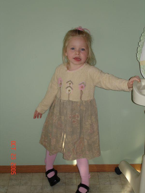 Callie @ Little Gym