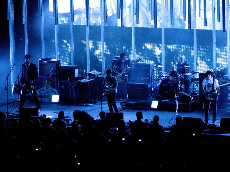 Radiohead Hollywood Bowl 08-24-08 033