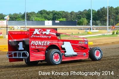 New Egypt Speedway 6-21-14