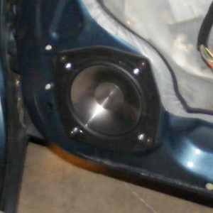 Elantra Speaker Installations