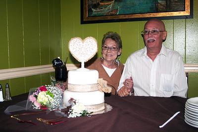 Janie & Bob's Wedding