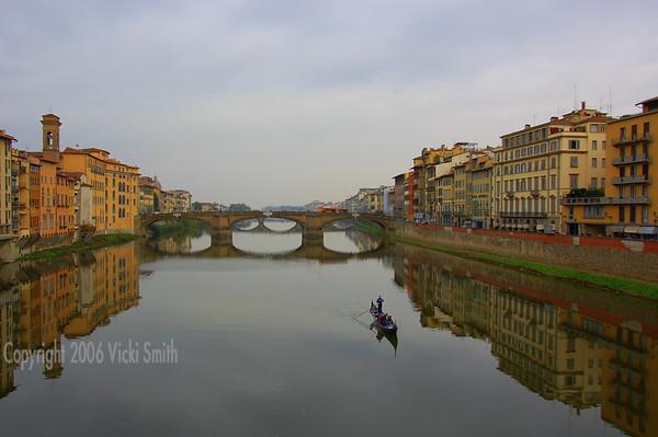 Milan, Florence, Bologna, Rome Italy November 2006