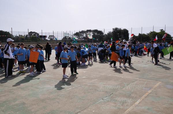 Reuben Seminary Sports Day 2015