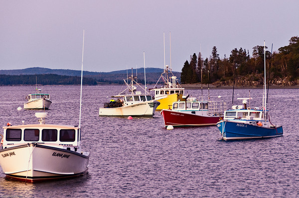 Maine Travel Images