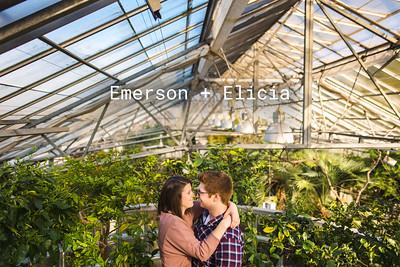 Emerson & Elicia