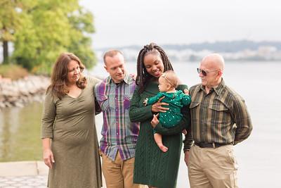 Brittni & Daniel's Family Portraits