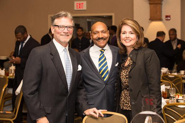 Robert R Church Awards 2014