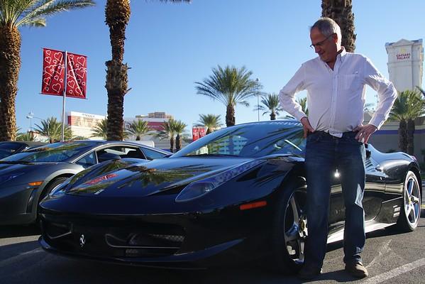 Luxury Car Test Drive