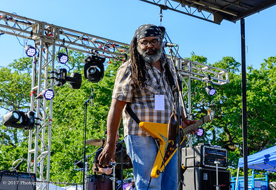 Alvin Youngblood Hart's Muscle Theory - Baton Rouge Blues Fest - 04-08-2017
