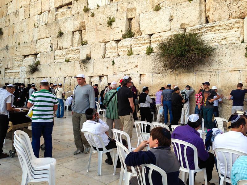 Jerusalem/ Western Wall
