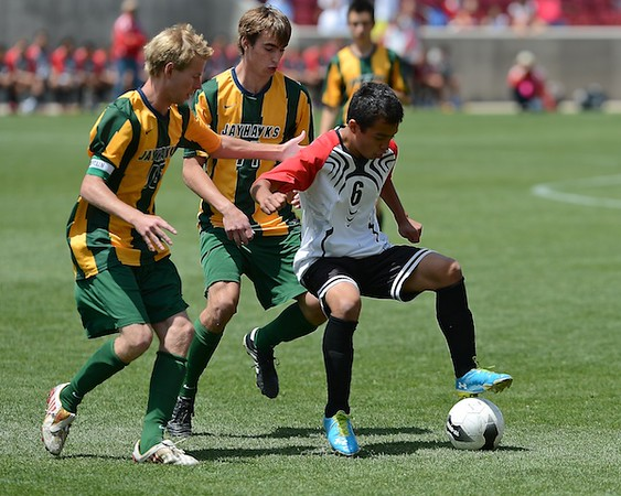 Soccer 2A Final Game Contested at Rio Tinto Stadium