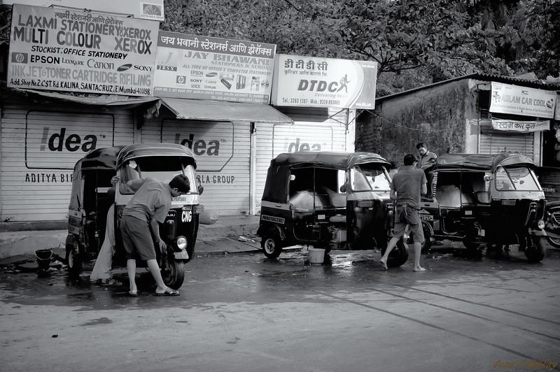 Rickshaw Wash
