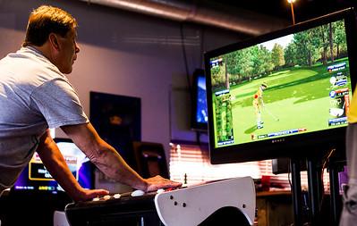 20140605 - Video Golf tournament (KG)