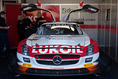 Brands Hatch - Blancpain GT Series - 2014, May