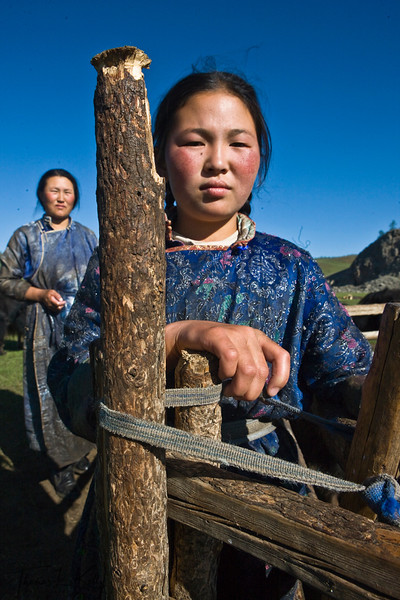Bunkhan Valley, Mongolia.