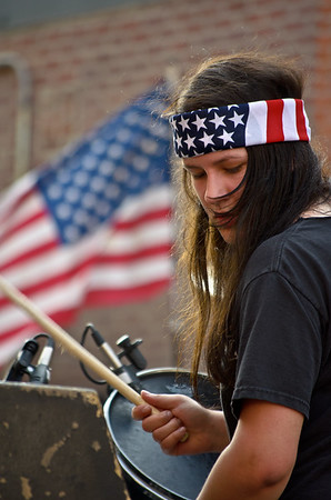 Misstallica - 9/11 Benefit - Passyunk & South Street