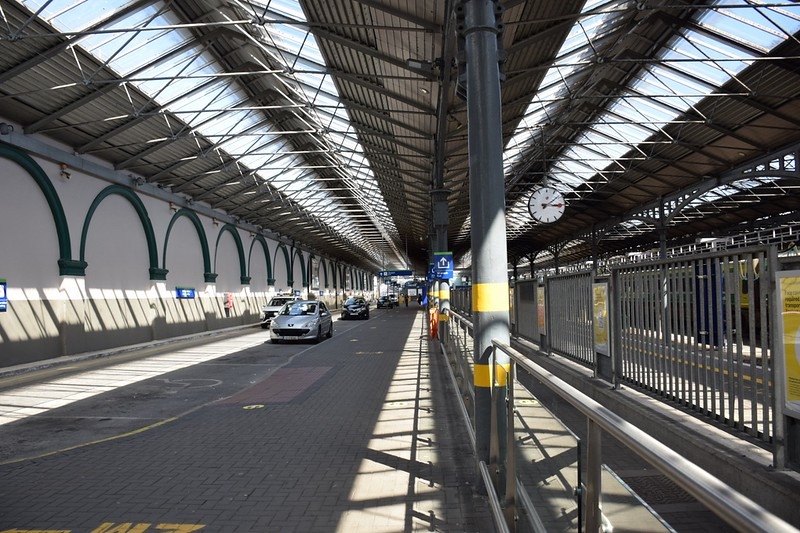 View of Heuston 16 May 2021