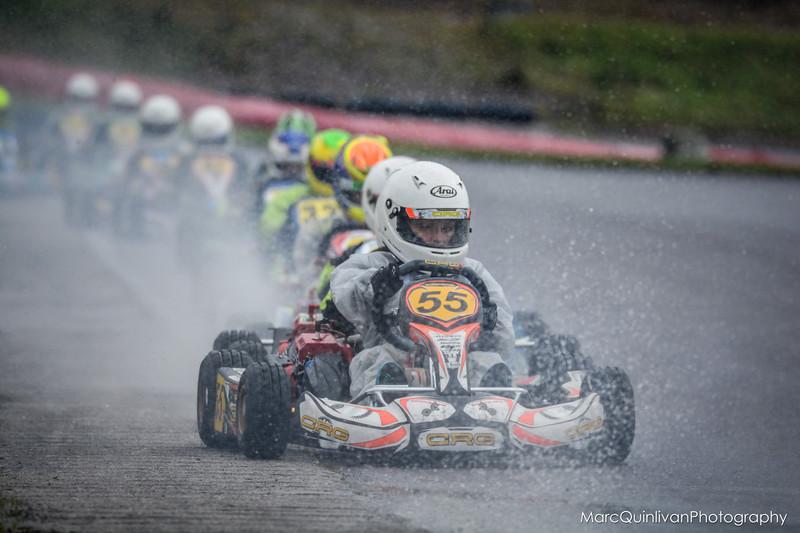 Motorsport Ireland Karting Championship 2015 - Round 8 - Cork
