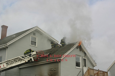 Everett, MA - Working Fire. 5 Plumer Street, 11-25-06