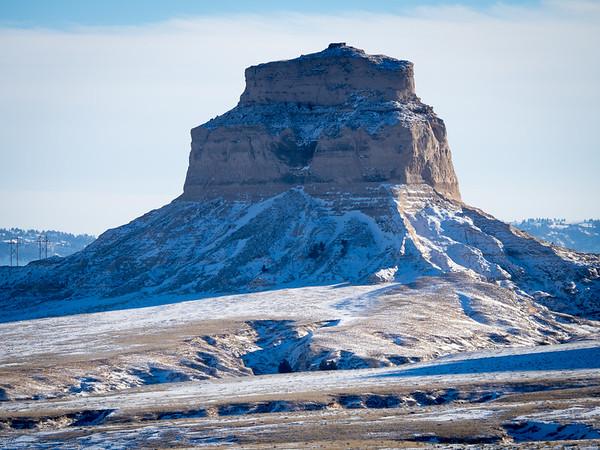 Scotts Bluff National Monument, Nebraska (and Eastern Wyoming)