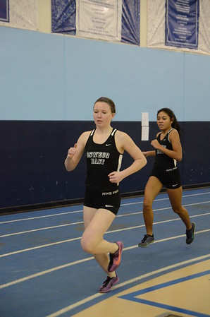 OE girls track and field 2015