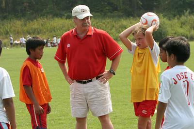 YMCA team camp 2006