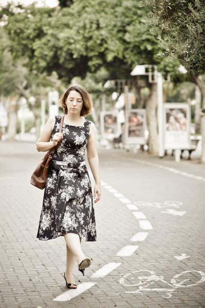 Vika at Tel Aviv