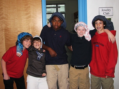 Middle School Hat Day