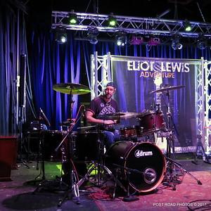 Eliot Lewis at The Acoustic ~ Bridgeport (CT) ~ 14 APR 2017