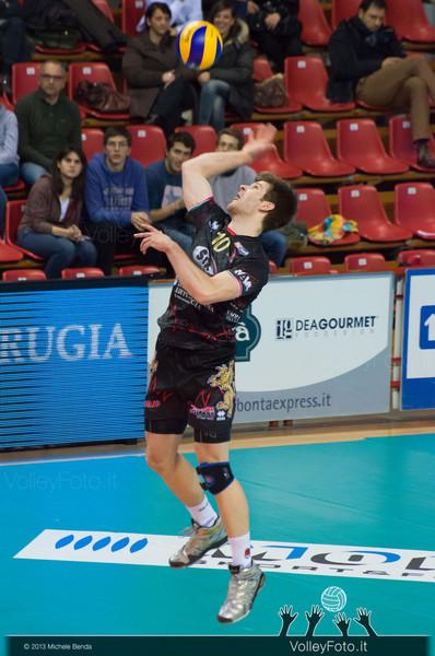Schwarz Sebastian (Perugia) battuta