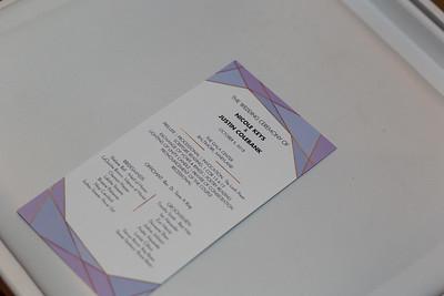 Keys-Colebank Wedding