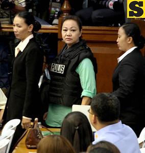 Senate Hearing: Janet Napoles