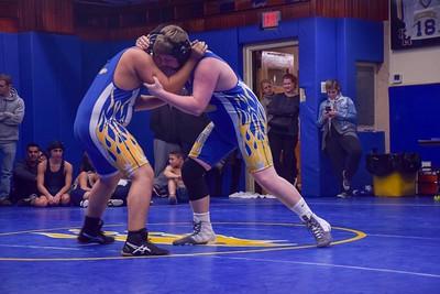 Latin School Wrestling – 2019