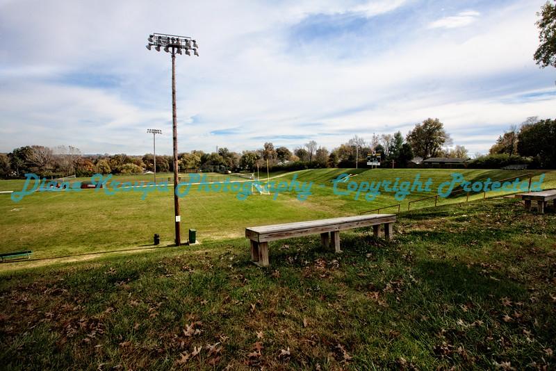 Kennedy High School Football Field  8X10, 11X14, 16X20.  Photo# 254