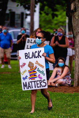 06042020 - Black Lives Matter - Sturbridge, MA