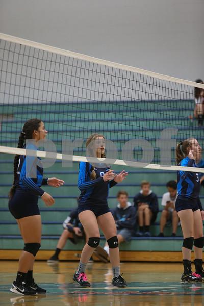 Juan Diego vs Ben Lomond Girls Volleyball