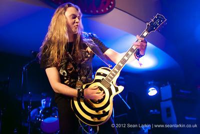 Serpentine - Hard Rock Hell VI