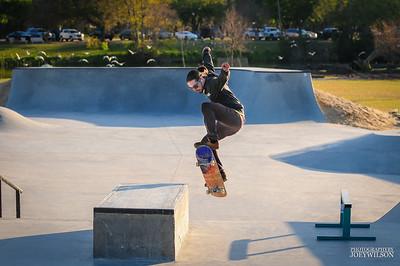 Skate Session   3-13-2018