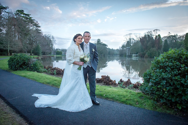 Noeleen & George @ Ferrycarrig Hotel and Johnstown Castle