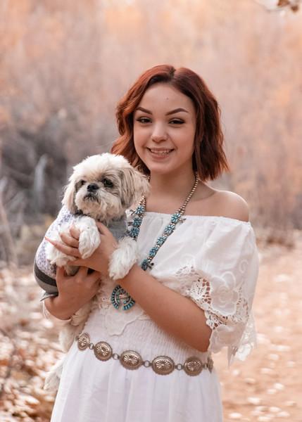 Valerie Roybal - Senior Portraits 2020